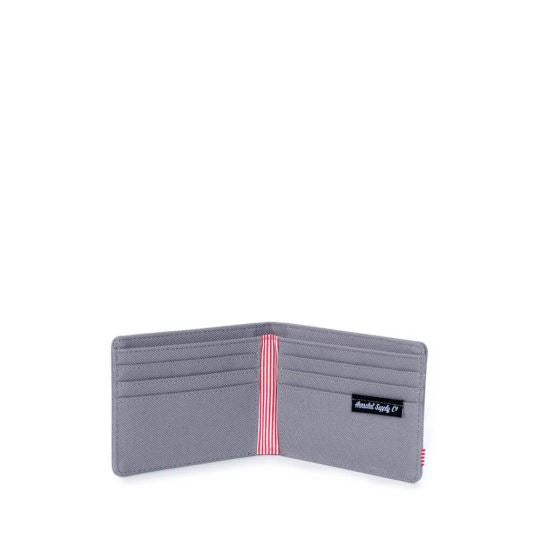 Herschel Supply Roy RFID Grey