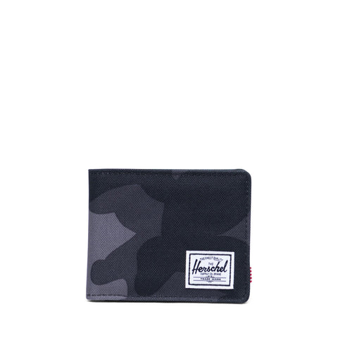 Herschel Supply Little America Mid-Vol. Raven Crosshatch/Black Rubber Sırt Çantası