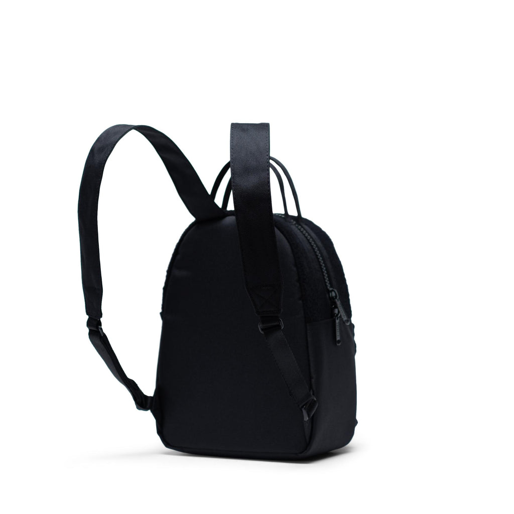 Herschel Supply Nova Mini Sherpa Black Sırt Çantası