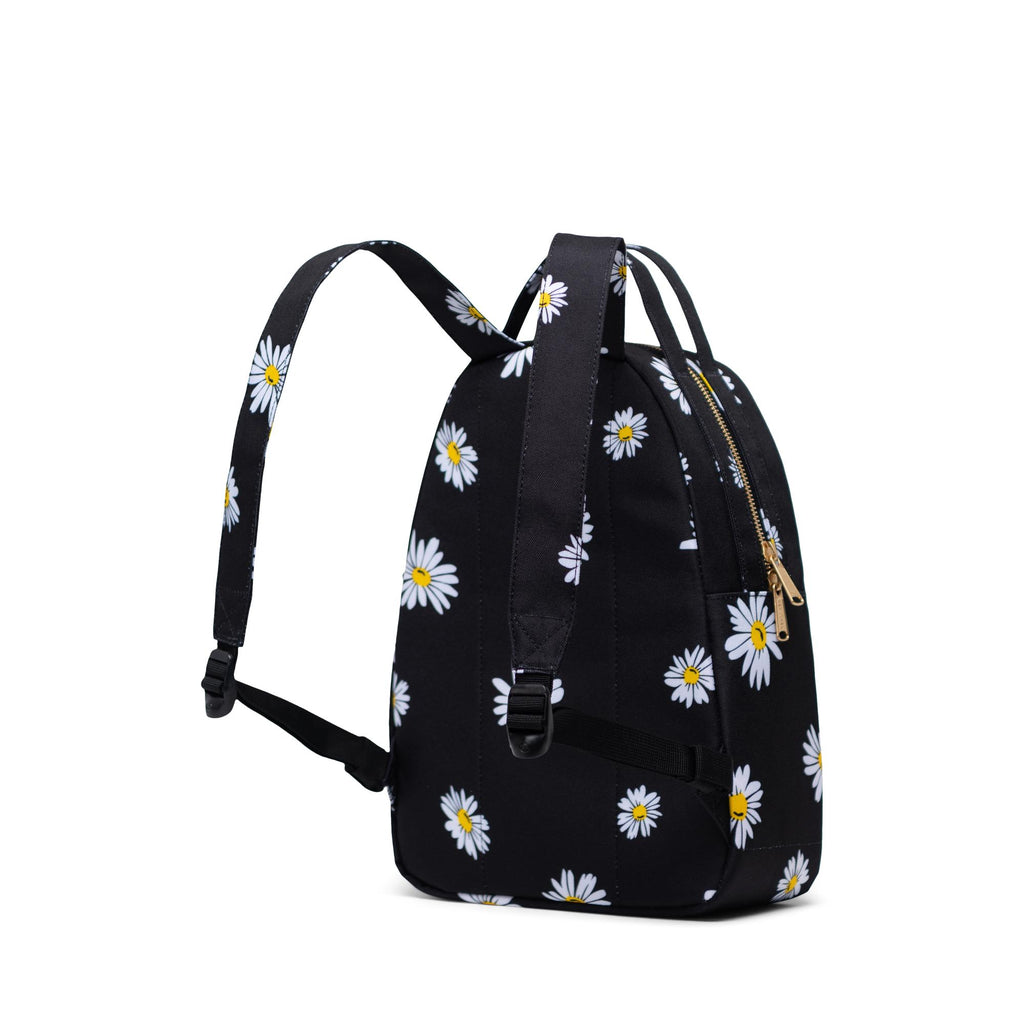 Herschel Supply Nova Small Daisy Black Sırt Çantası