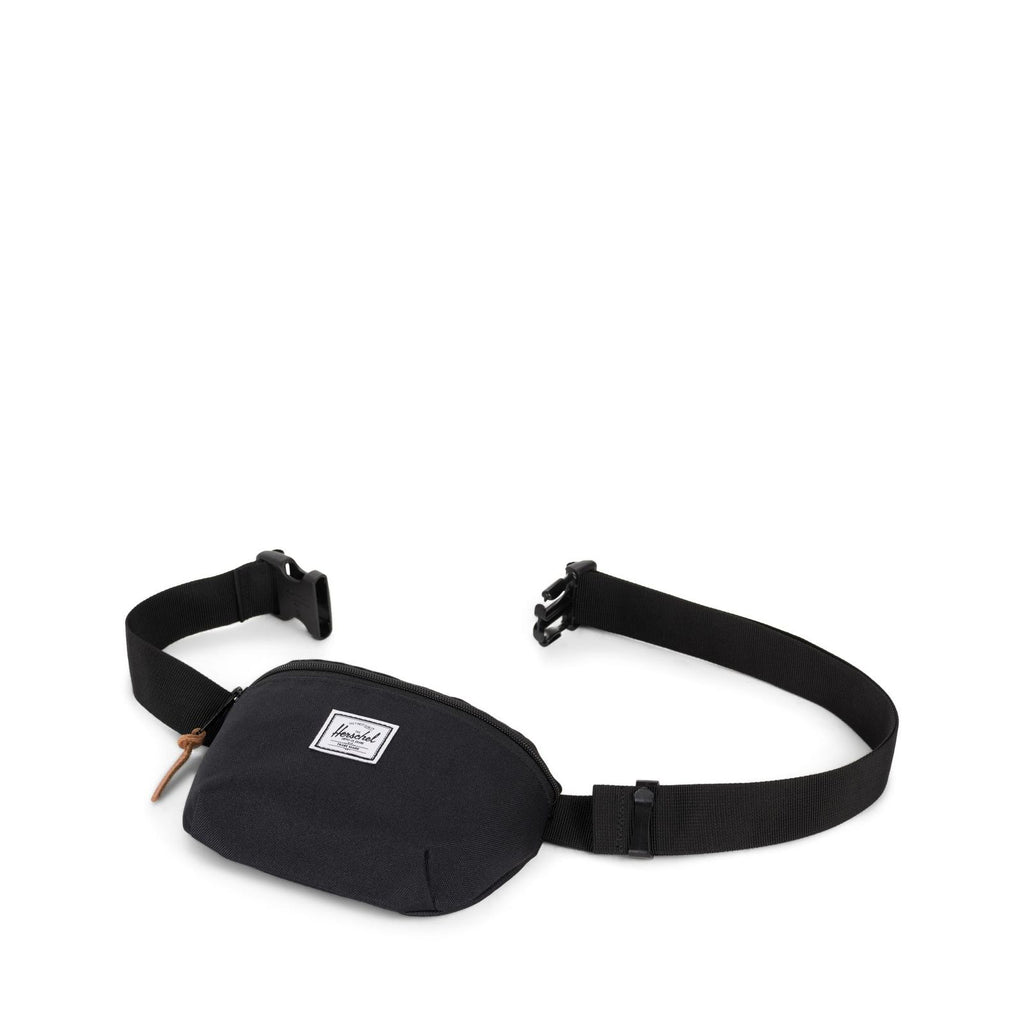 Herschel Supply Fourteen Black Bel Çantası
