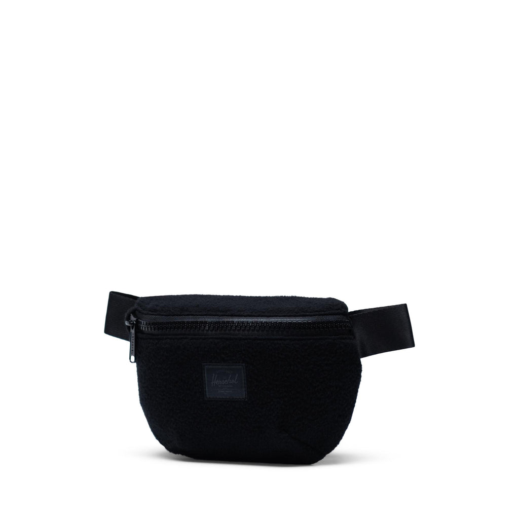 Herschel Supply Fourteen Sherpa Black Bel Çantası