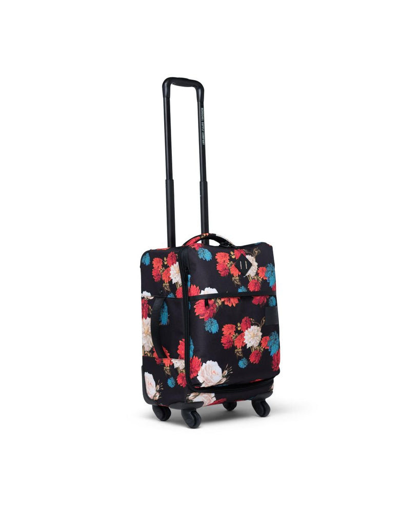 Herschel Supply Highland Carry On Vintage Floral Black Kabin Bavul