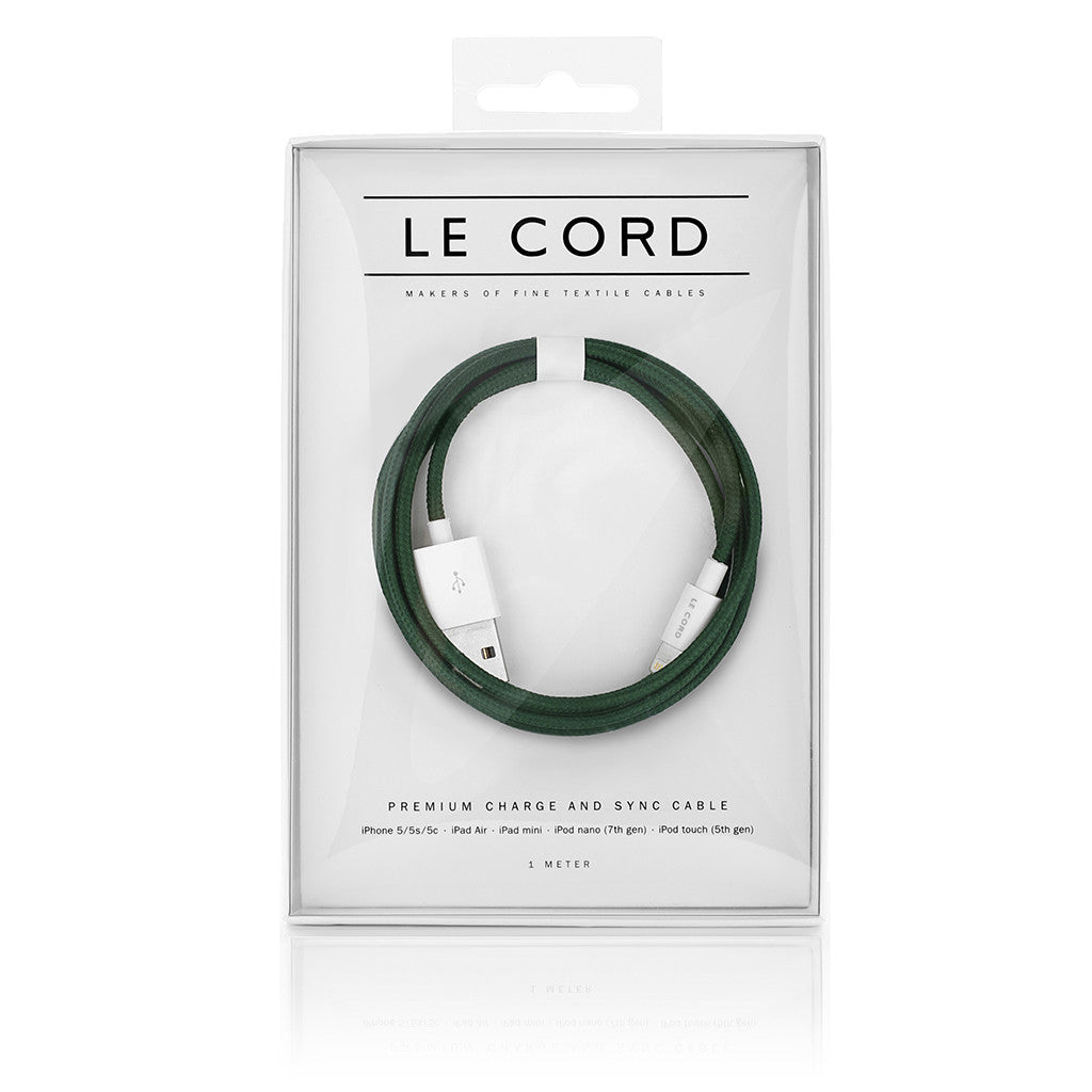 Le Cord Solid Spruce