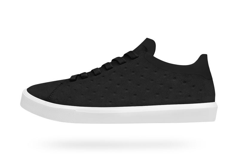Native Shoes MONACO LOW JIFFY BLACK / SHELL WHITE