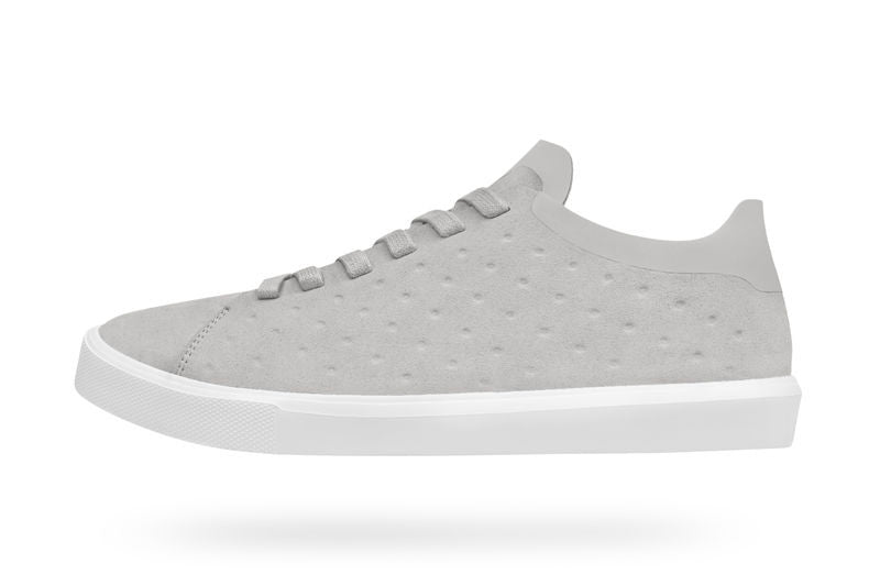Native Shoes MONACO LOW Pigeon Grey/Shell White