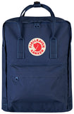 Kanken Classic Royal Blue-Pinstipe Pattern