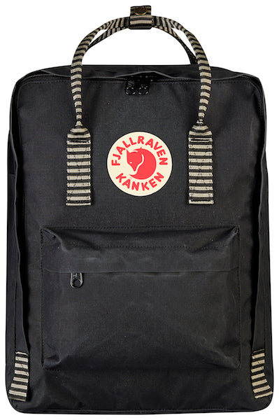 Kanken Classic Black-Striped