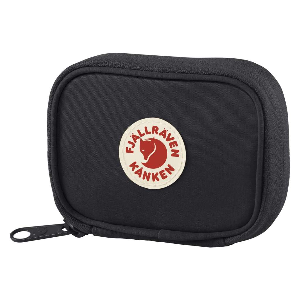 Kanken Card Wallet Black