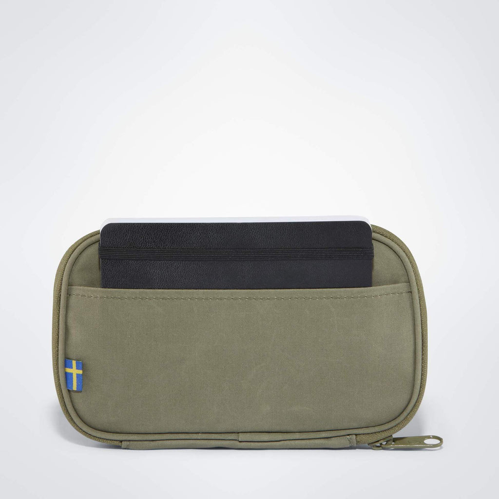 Kanken Travel Wallet Green