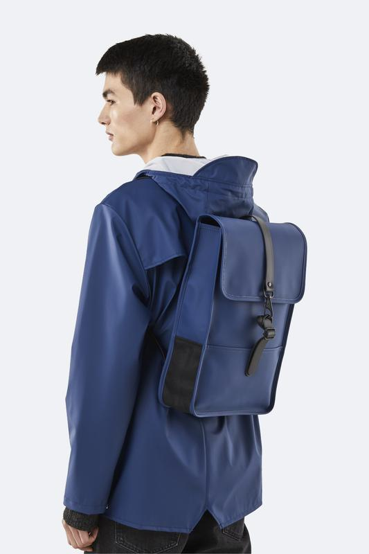 RAINS Backpack Mini True Klein Blue Sırt Çantası