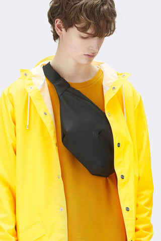 RAINS Jacket Fire Orange