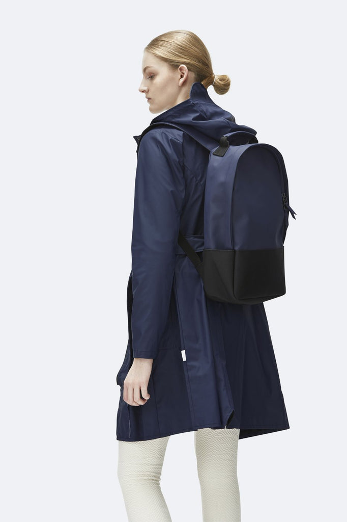 RAINS City Backpack Blue