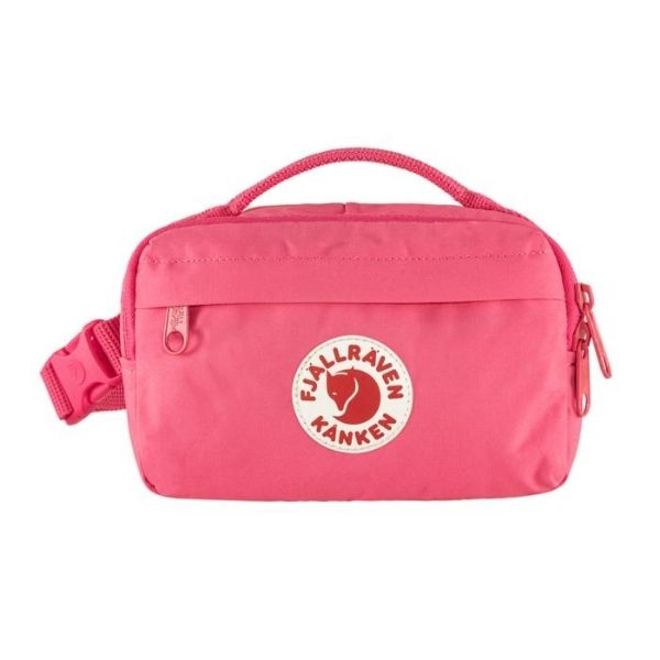 Kånken Hip Pack Flamingo Pink Bel Çantası