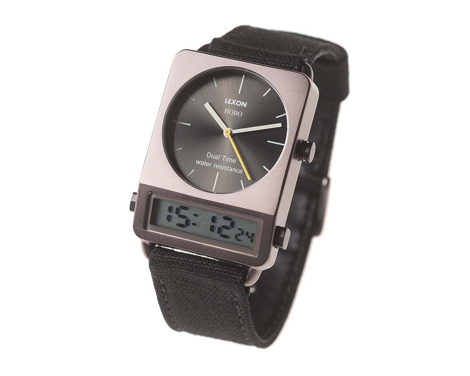 Picture of Lexon Hobo Watch - Siyah