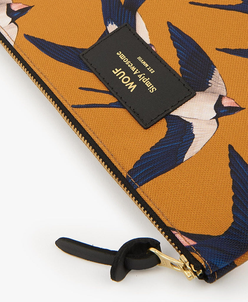 wouf swallow large pouch el çantası