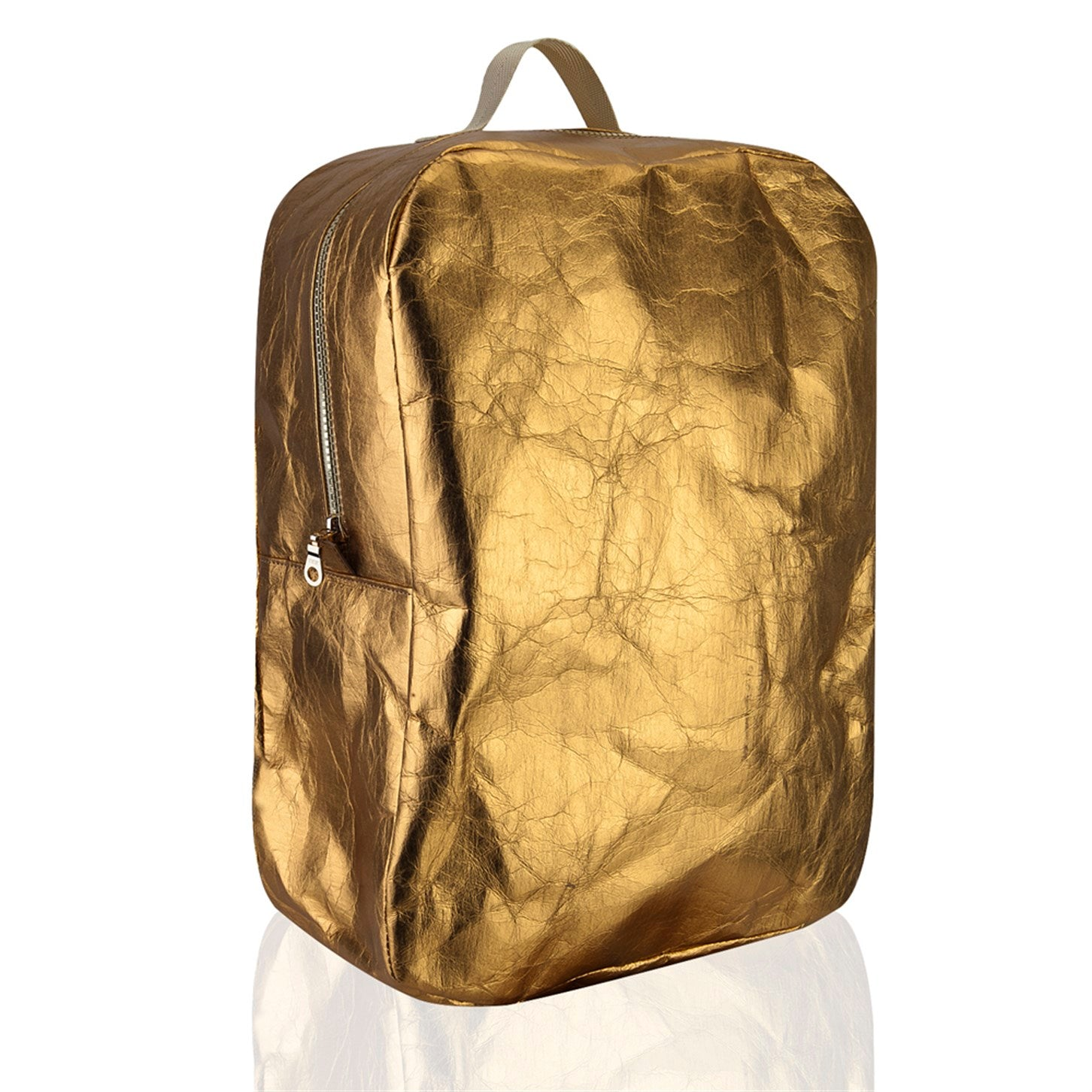 Picture of Epidotte BACKPACK SHINY GOLDEN SIRT ÇANTASI