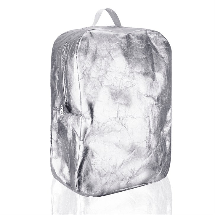 Picture of Epidotte BACKPACK SHINY SILVER SIRT ÇANTASI