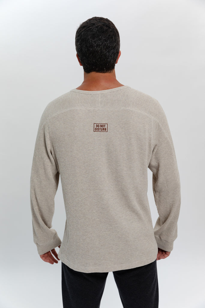 BASSIGUE DO NOT DISTURB ERKEK SWEATSHIRT