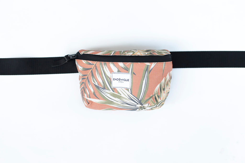Endemique The One Jungle floral Freebag