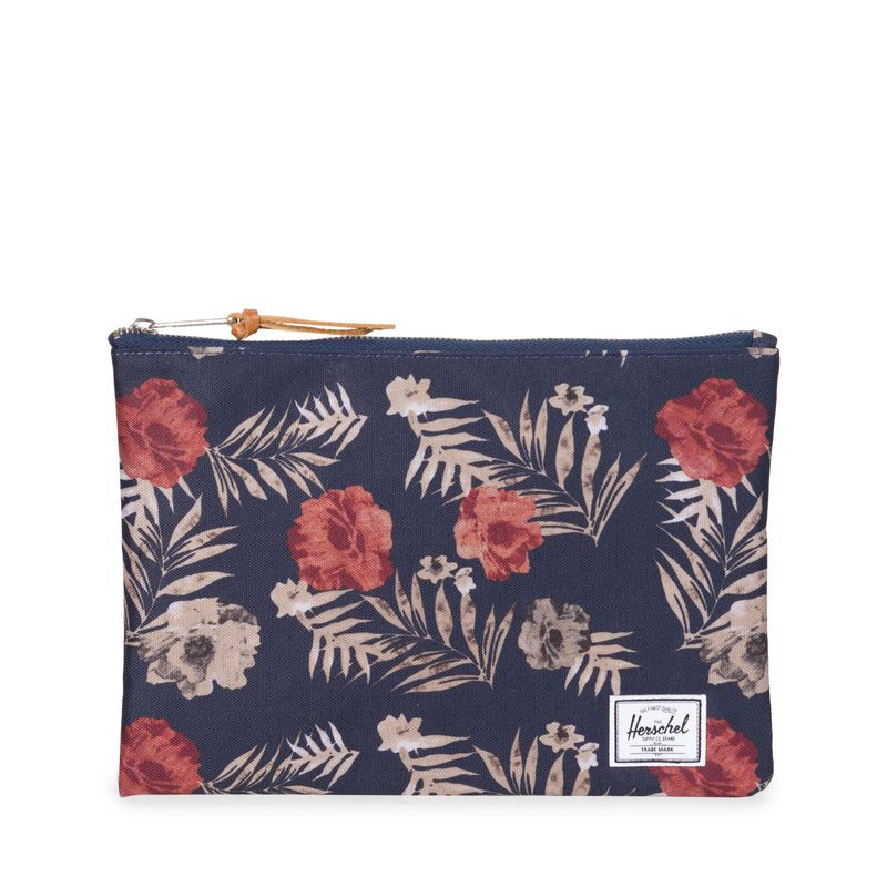 Herschel Supply Network Large Peacoat Floria