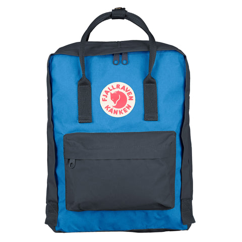 Kanken Classic Ox Red Royal Blue