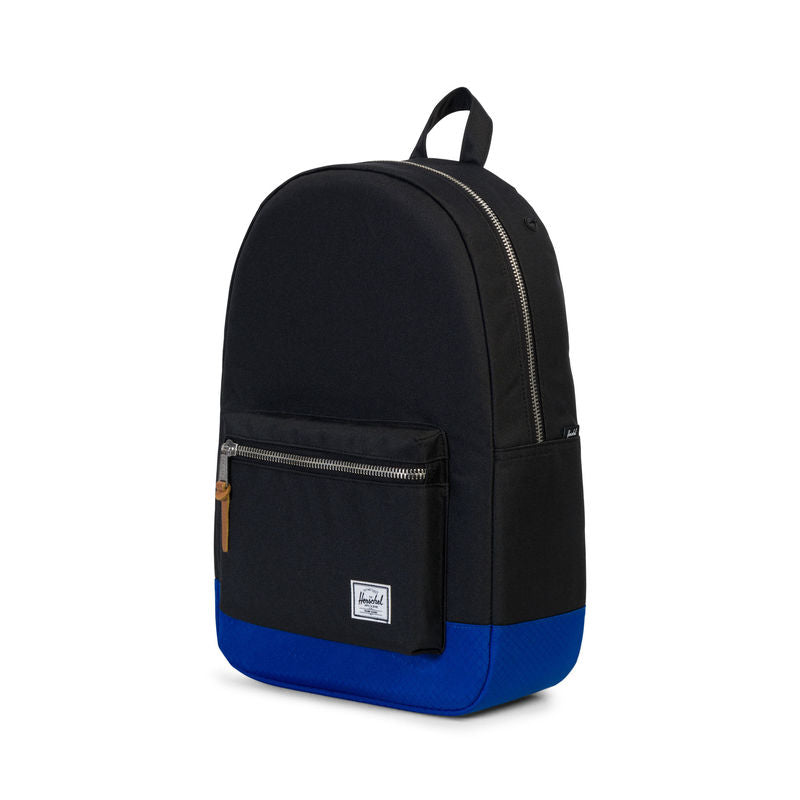 Herschel Supply Settlement Black/Surf the Web