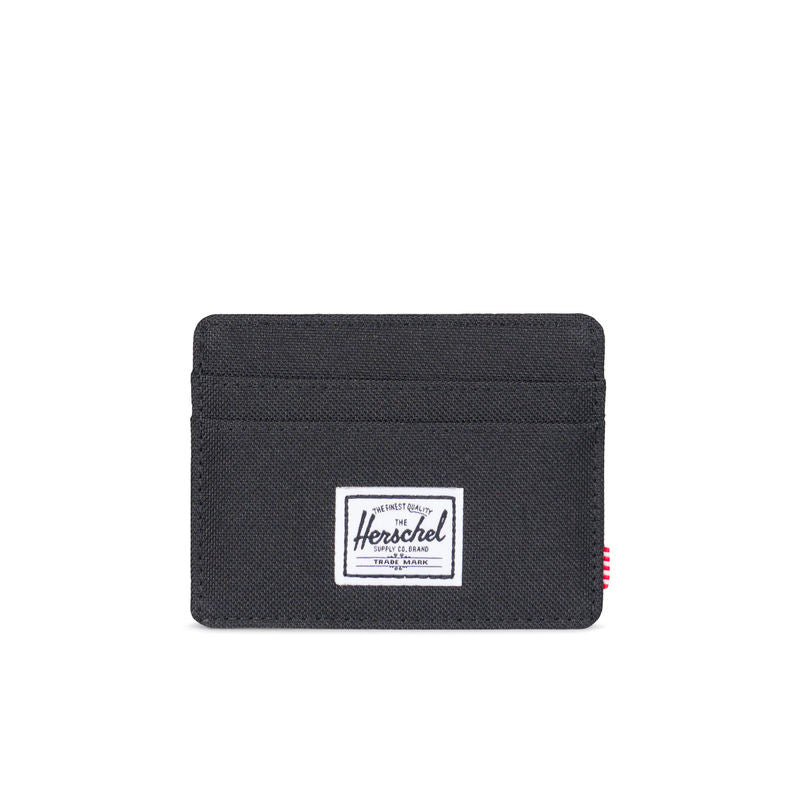 Picture of Herschel Supply Charlie RFID Black Kartlık