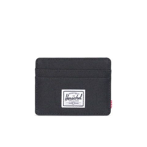 Herschel Supply Charlie RFID Raven Crosshatch