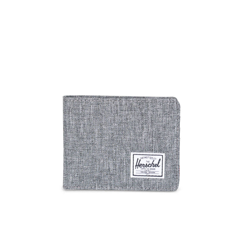 Picture of Herschel Supply Roy RFID Raven Crosshatch Cüzdan