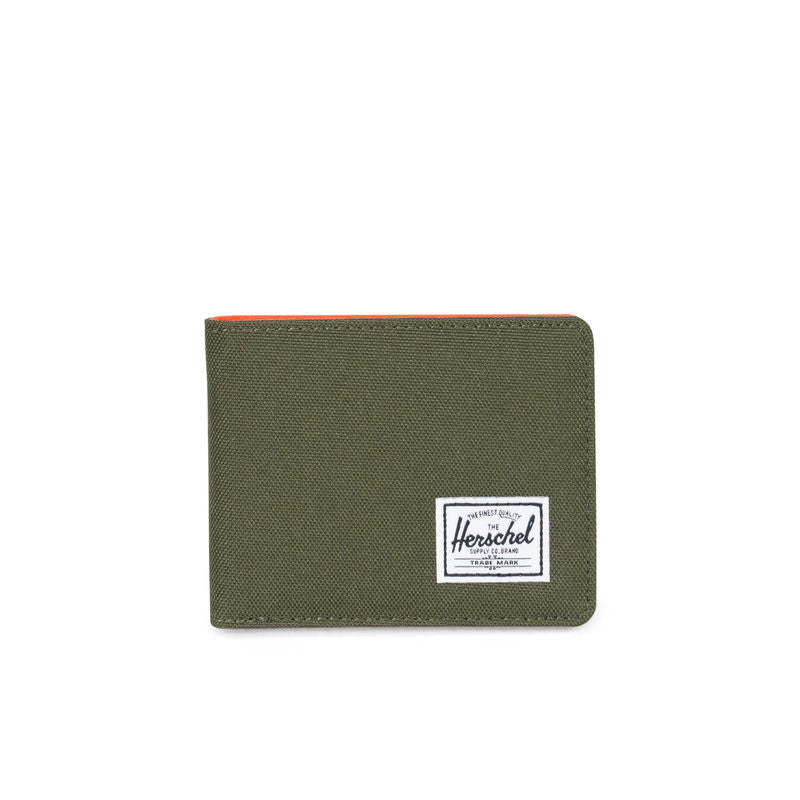 Herschel Supply Roy RFID Forest Night/Vermillion Orange