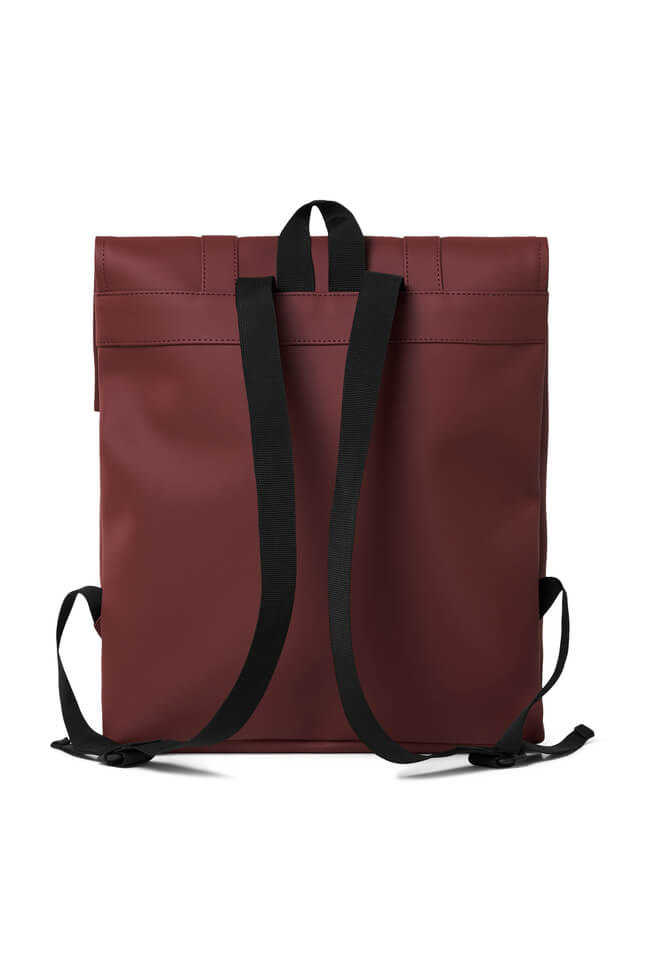 Rains MSN Bag Mini Maroon Sırt Çantası