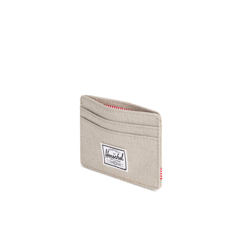 Herschel Supply Charlie RFID Light Khaki