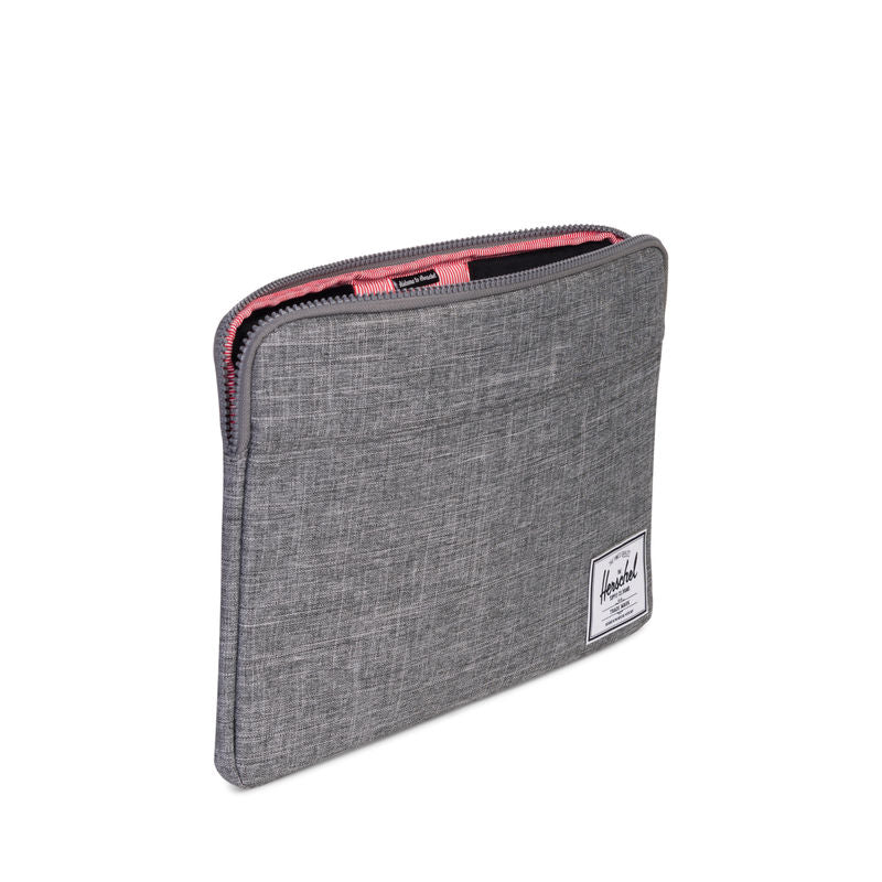 Herschel Supply Anchor Sleeve for 15 inch Macbook Raven Crosshatch