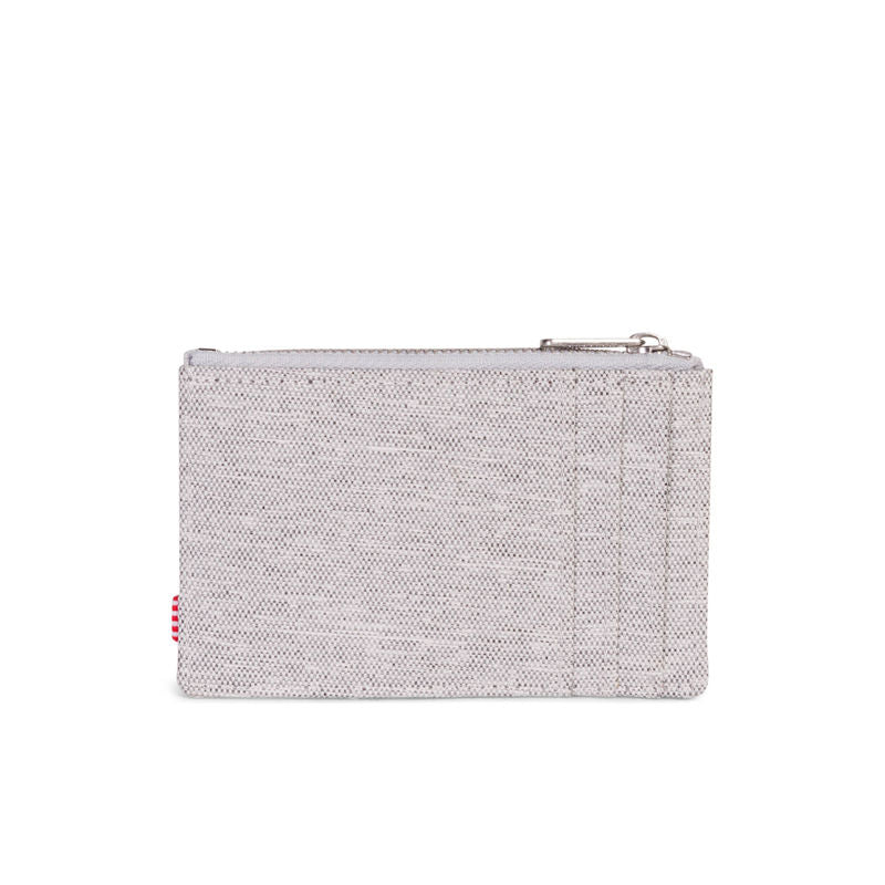Herschel Supply Oscar RFID Light Grey Crosshatch