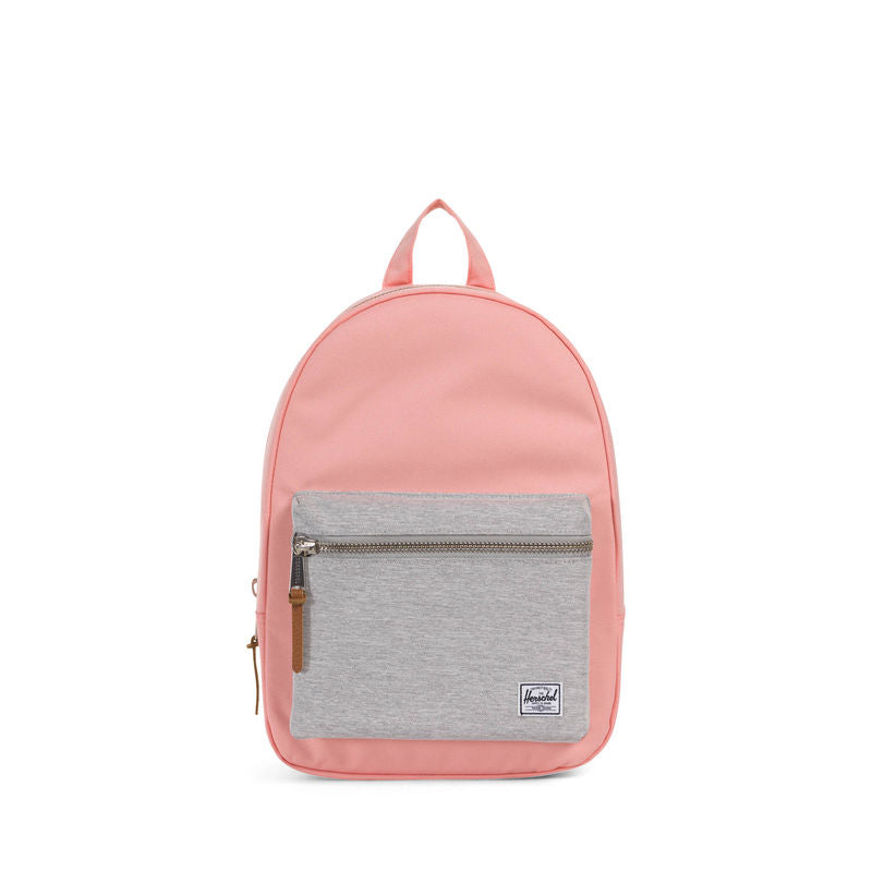Herschel Supply Grove X-Small Peach/Light Grey Crosshatch