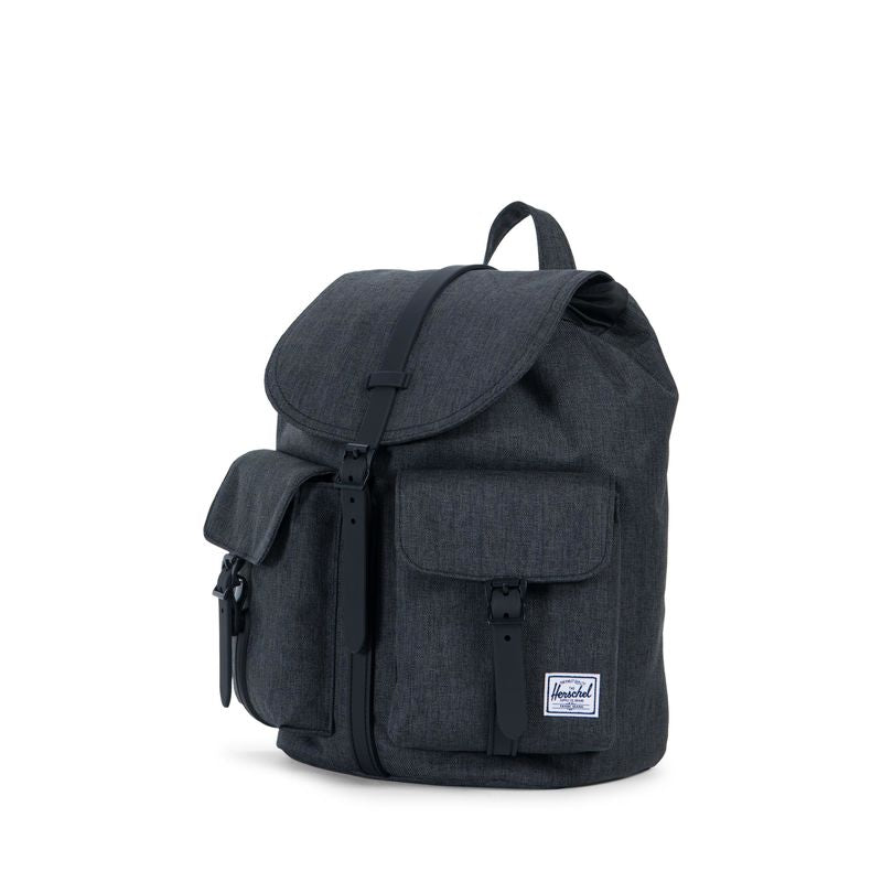 Herschel Supply Dawson X-Small Black Crosshatch