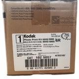 "Kodak 6R Printing Kit for Kodak 6800/6850/6900/605 CAT 102 9057 ""NEW"""