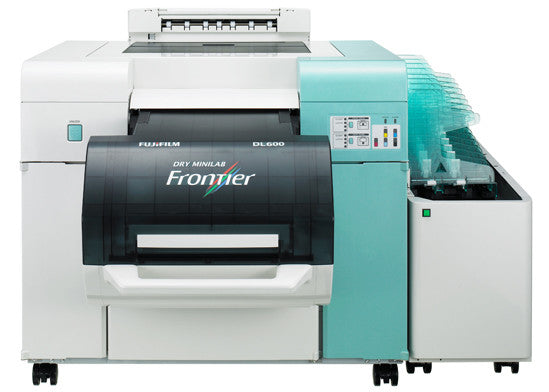 "FUJI Film Frontier Dry Minilab DL 600 Inkjet Printer ""Refurbished"""