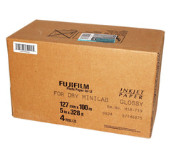 "Fuji 5x100m Glossy - DL400 410 430 Paper and Noritsu D701 D703 ""NEW"""