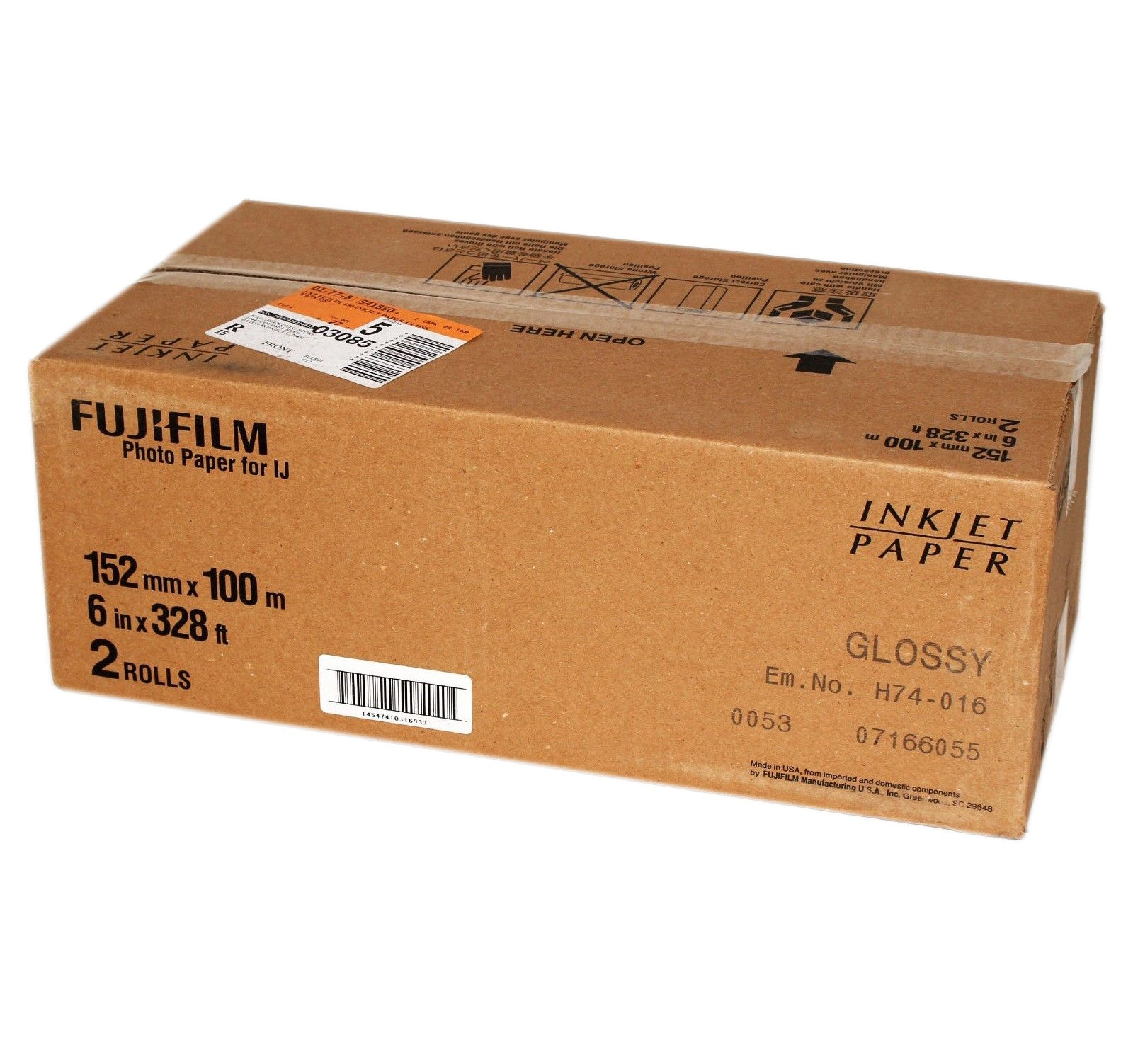 "Fuji 6x100m Glossy - DL400 410 430 Paper and Noritsu D701 D703 ""NEW"""