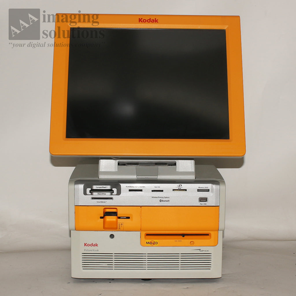 "Kodak G4 kiosk Digital photo Order Station ""Refurbished"""