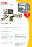 "Kodak 6850 Photo Printer 300 dpi ""Refurbished"""