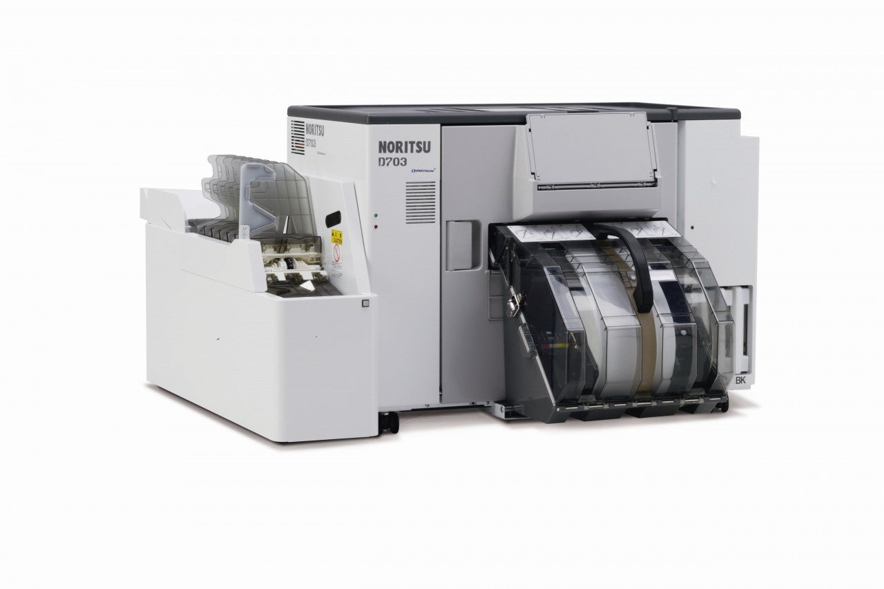 "Noritsu QSS D703 Dry Minilab Compact InkJet Printer ""Refurbished"""