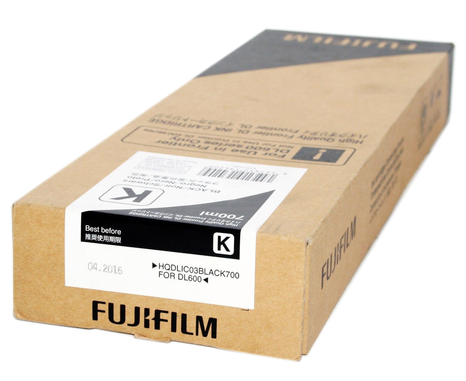 "FujiFilm C13T652110 Black 700ml Ink Cartridge for Frontier DL600 ""NEW"""