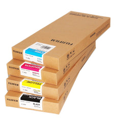 "FujiFilm DL430 Ink Cartridges - 500ml for Frontier DL-430 (Set of 4) ""NEW"""