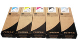 "FujiFilm DL600 Ink Cartridges - 700ml for Frontier DL600 (Set of 5) ""NEW"""
