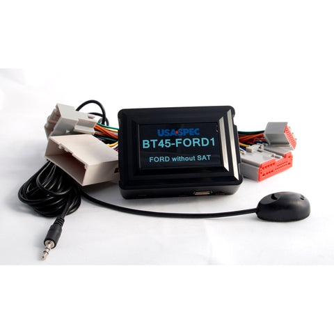 BT45-FORD1 FORD BLUETOOTH