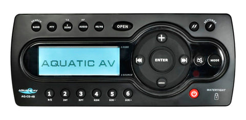 CD-4B MARINE WATERPROOF CD PLAYER