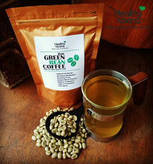 Green Bean Coffee Pembakar Lemak Alami